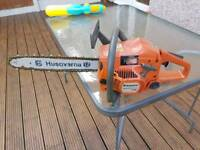 Husqwarna 142 chainsaw 15""