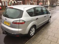 07873 638269 STILL FOR SALE - 2006 Ford S-MAX Zetec 2.0 TDCI LX – 7 Seater – 6Speed