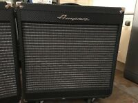 Bass cabs Ampeg x 2