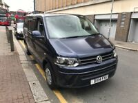 Volkswagen transporter 9 seets...Automatic...2014
