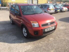2008 ford fusion 1.4 ,12 months mot