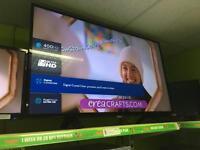 "Philips 43"" 4K UHD TV"