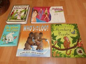 Younger children's books