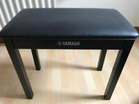 Black Yamaha B1 Piano Stool. 2 of 2