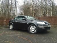 Renault Megane Privilege Convertible Years Mot Low Miles Good Spec Half Leather Etc!