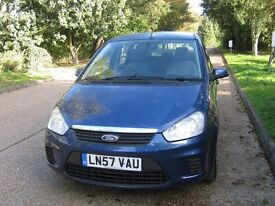 2007 Ford Focus C-Max Style.New MOT.P/X welcome.