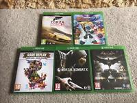 Xbox one games £10 each