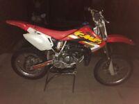 CRF 85 Honda