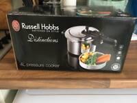 Russell Hobbs 4L Aluminium Pressure Cooker