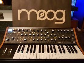 Brand NEW MOOG Sub37 Tribute Analogue Synthesizer