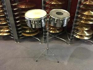 Tama Timbales swingstar 13-14 avec stand