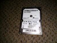 Samsung Momentus 500gb laptop hard drive