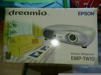 Home Cinema Widescreen Projector Epson EMP-TW10H