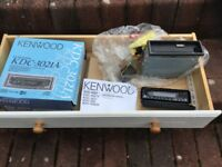 Kenwood KDC 3021A car stereo. C d player