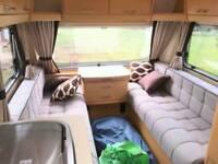 2010 Compass Venture 495 5 berth caravan