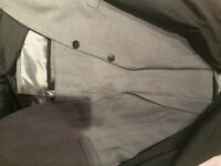 Next suit light grey