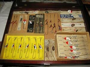 ANTIQUE TACKLE COLLECTION JUNE BUGS
