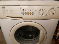 Zanussi Electolux washing machine. Large family size drum. I can deliver