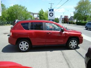 2008 Jeep Compass SPORT NORTH EDITION AWD
