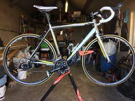 "Boardman Comp 56"" road racing bike"