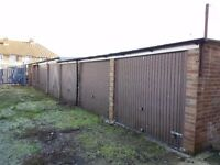 Garages to rent: Cobham Close Strood ME2 - GATED SITE perfect for storage/car