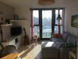 Modern central 1 double bed flat, all inclusive, fully furnished/equipped, 2-month term let max