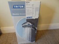 Triton 8.5KW electric shower - new in box
