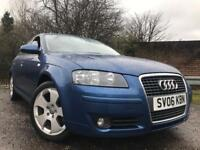 Audi A3 Sport Year Mot No Advisorys Low Mileage Service History Belt And Pump Done With Receipts !!!