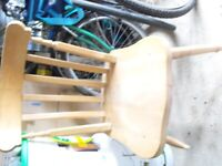 KITCHEN OR DINING ROOM CHAIR - FREE TO A GOOD HOME