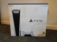 Brand New PS5 Console (Disc Edition)