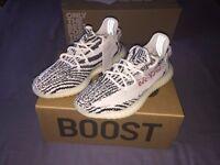Yeezy Boost 350 V2 Zebra UK8.5