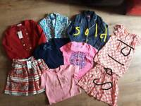 Girls 7-8yrs designer bundle
