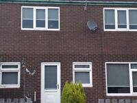 2 Double bedroomed house for rent - off Churwell Hill