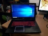 Msi gt73vr titan gaming laptop