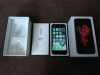 UNLOCKED SPACE GREY IPHONE 6S PLUS 64GB LIKE BRAND NEW CONDITION