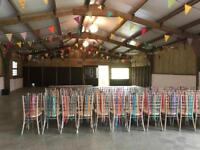 Ribbon for 60 chairs