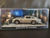 James Bond collection cars