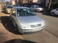 VW Polo 2003 - good runner
