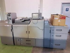 Buy Ricoh production Color printer Copier Photocopier Scanner Pro C651ex C651651Colour Copiers for sale C751EX/C751