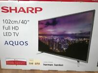 Sharp 40 Inch - LED TV