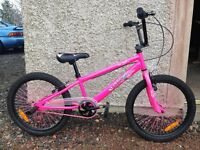 Urban Culture Pink BMX Bike ** NEW LOW PRICE***