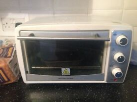 ANDREW JAMES MINI OVEN WITH CONVECTION Originally £62.99