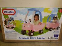Princess Cosy Coupe