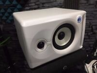Speakers RCF professional Monitors Free Stands and Isolation Pads