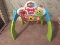 Multifunctional Baby Toddler Infant Gym Activity Centre with Lights & Sounds