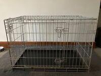 Dogs medium sized crate