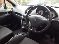 Peugeot 207 58 reg Semi Auto Petrol £1100