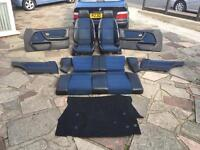 BMW E36 Compact M Sport ,Full Interior, seats, door cards, boot carpet