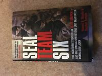 Seal team six book