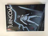 Turncoat Comic Book
